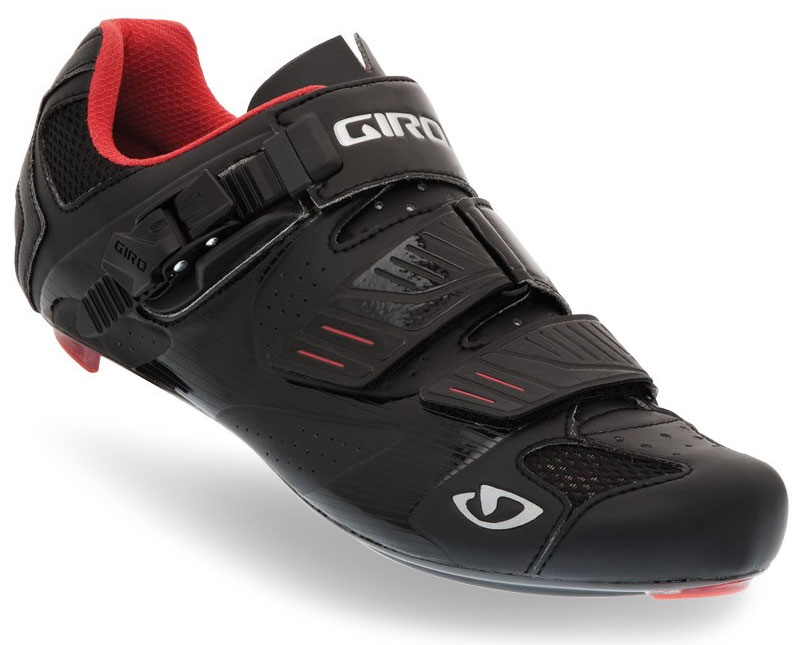 Giro-Factor-Road-Cycling-Shoe-Black-Bike-New-All-Sizes