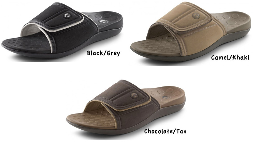 a13e4e495b11 Orthaheel Kiwi Slide Unisex Orthotic Sandals on PopScreen